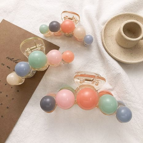 Macaron jelly hairpin  NHNA272289's discount tags