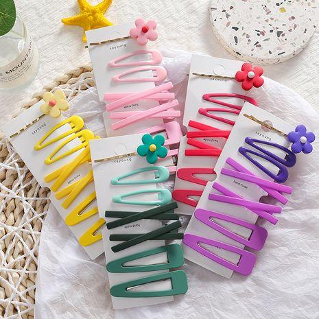Nuevo conjunto de pinzas traseras de moda coreana NHCQ272422's discount tags