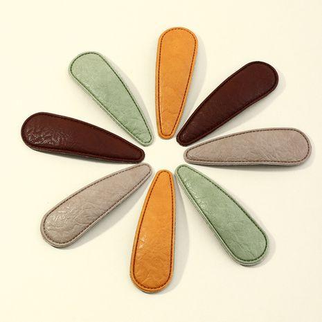 Nueva horquilla de cuero coreano NHAU272500's discount tags
