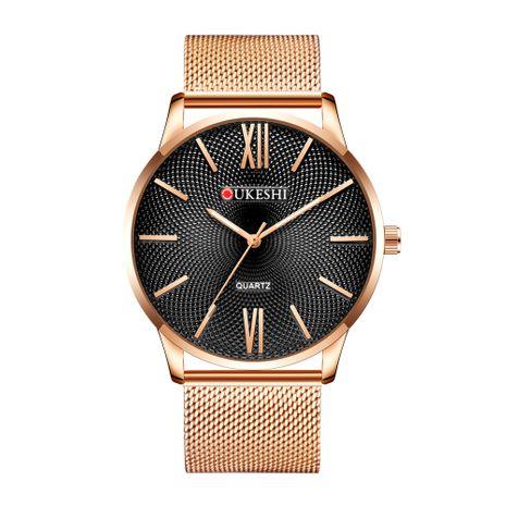 reloj de hombre de cuarzo de aleación ultrafino simple NHSS272606's discount tags