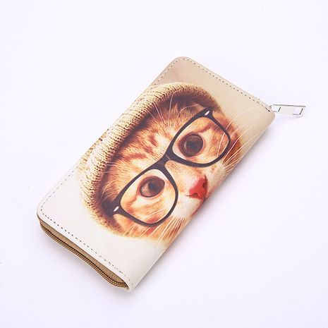 New wholesale cute animal wallet  NHBN272609's discount tags