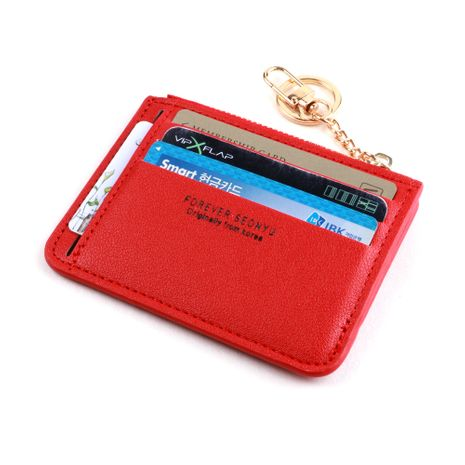 multifunctional new zipper coin purse card holder  NHBN272611's discount tags