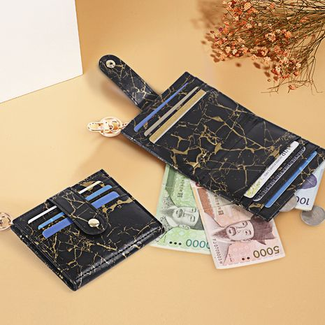 Korean multi-card holder fashion ultra-thin wallet  NHBN272613's discount tags