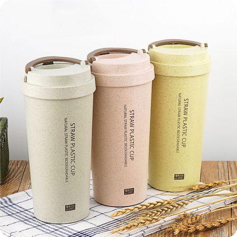 Nuevas tazas creativas de paja de trigo. NHtn273084's discount tags