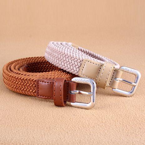Parent-child suit woven children's unisex belt  NHPO273111's discount tags