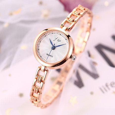 fashion rectangular  trend personality PU belt quartz casual watch  NHSS272605