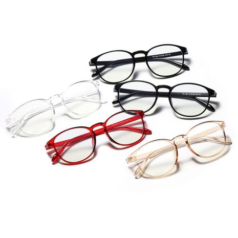 ultra-light and comfortable computer goggles anti-blue light TR90 flat glasses NHXU273152's discount tags