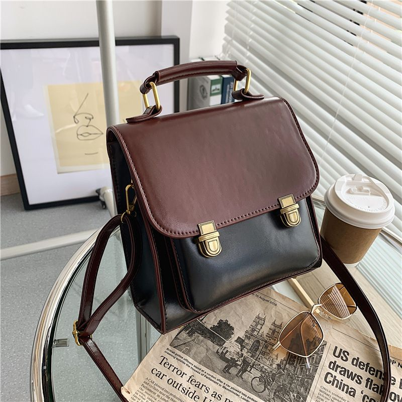 women's all-match fashion small square backpack  NHJZ273201