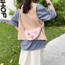 allmatch cute cartoon badge shoulder bag NHHX273328