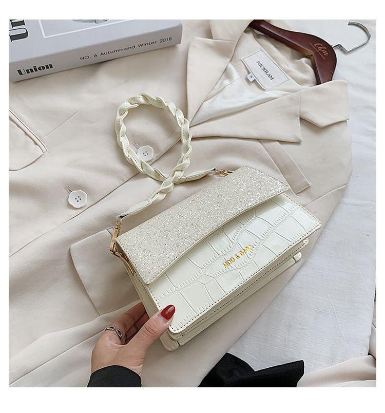 fashion messenger oneshoulder armpit bag wholesale NHLH273489