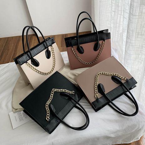large-capacity armpit handbags NHLH273616's discount tags