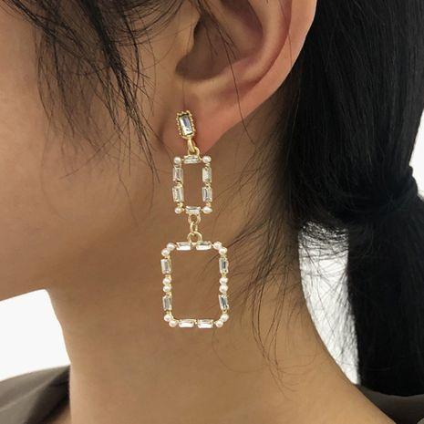 boucles d'oreilles diamant NHMD273733's discount tags