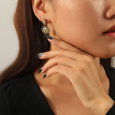 fashion simple punk style metal earrings NHKQ273904's discount tags