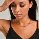 fashion  alloy womens necklace  NHLU273938