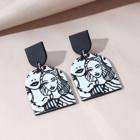 Koreanische kreative kleine Fee Mode Ohrringe NHPS274145's discount tags