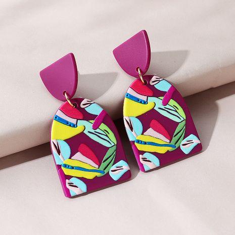 Koreanische kreative wilde Trendmode Ohrringe NHPS274146's discount tags