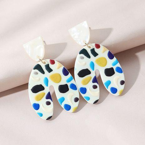 Kreative Modeohrringe im koreanischen Stil NHPS274147's discount tags