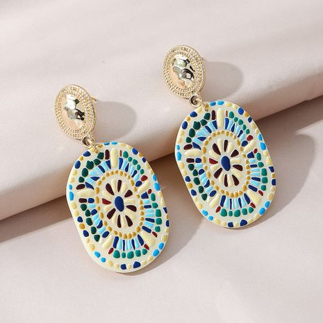 retro fashion  trend popular earrings NHPS274148's discount tags