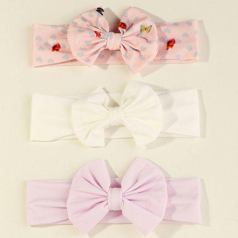 neues weiches Nylonbogenkinder süßes Prinzessin Stirnband NHNU274224's discount tags