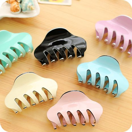 Nouvelle pince à cheveux en acrylique couleur bonbon coréen NHGE274262's discount tags