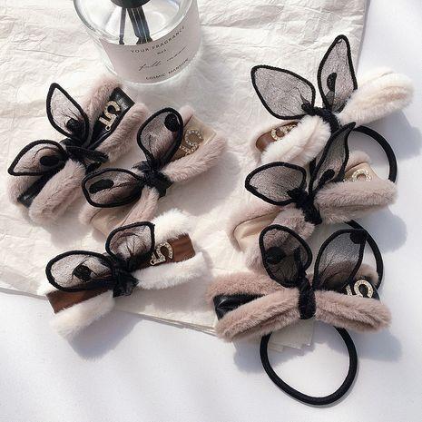 Pince à cheveux coréenne ou anneau de cheveux NHHI274318's discount tags