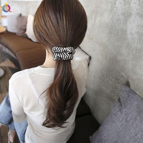 ensemble d'anneaux de cheveux gros intestin doux et polyvalent en peluche NHDM274358's discount tags