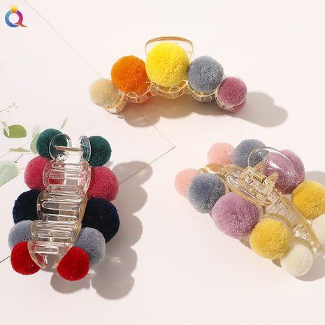 hair ball elegant hair clip  NHDM274359's discount tags