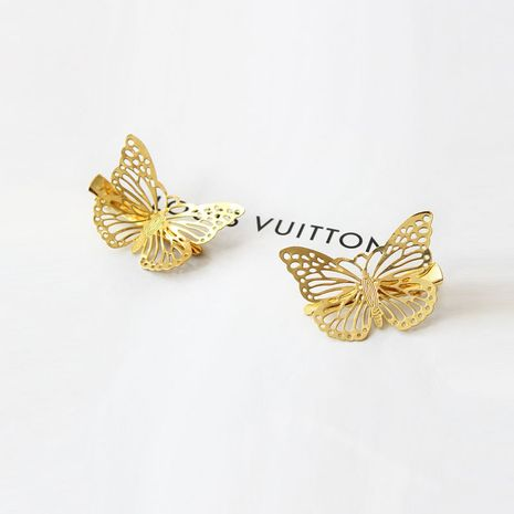cute butterfly hair clip NHDM274377's discount tags
