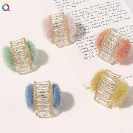 cat ears cute hair grabbing clip NHDM274383's discount tags