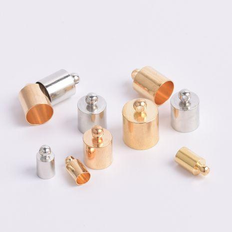 Kupferkappe Gewicht Glocke Quaste Kappe Schmuck Zubehör NHSD274584's discount tags