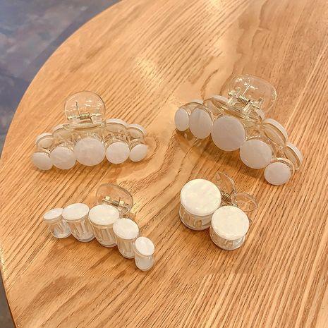elegant mermaid hair clip NHCQ274276's discount tags