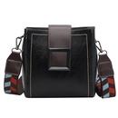 retro wide shoulder strap messenger bag  NHLH274847