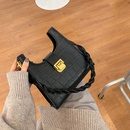 fashion new simple tote armpit bag NHLH274850