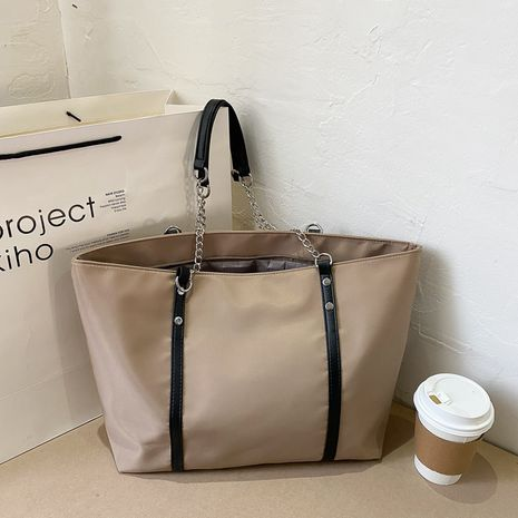 all-match large-capacity fashion shoulder bag NHRU274877's discount tags