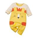 baby cute longsleeved onepiece cartoon romper NHLF275111