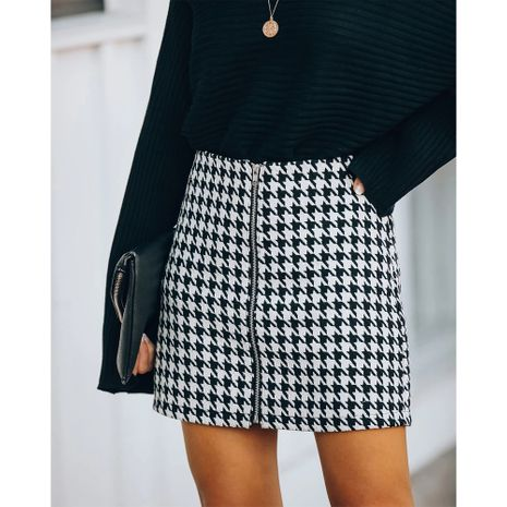 new fashion  all-match skirt  NHJG275352's discount tags