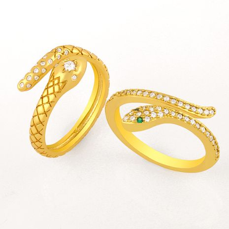 bague serpent diamant NHAS275574's discount tags