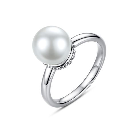 simple pearl ring NHTM275290's discount tags