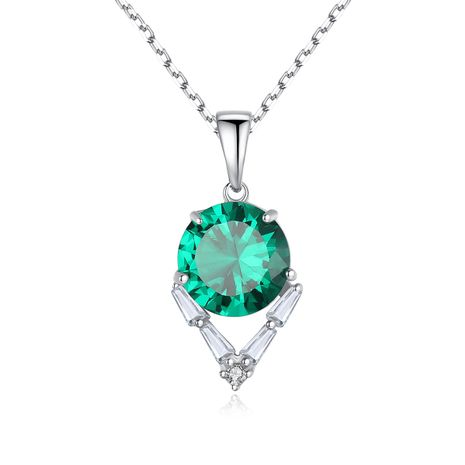 925 sterling silver pendant necklace  NHLE275333's discount tags