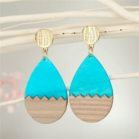 retro simple drop earrings  NHGO275789's discount tags