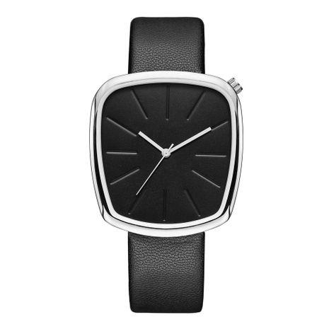 Reloj de cuarzo a escala de moda NHSS275848's discount tags