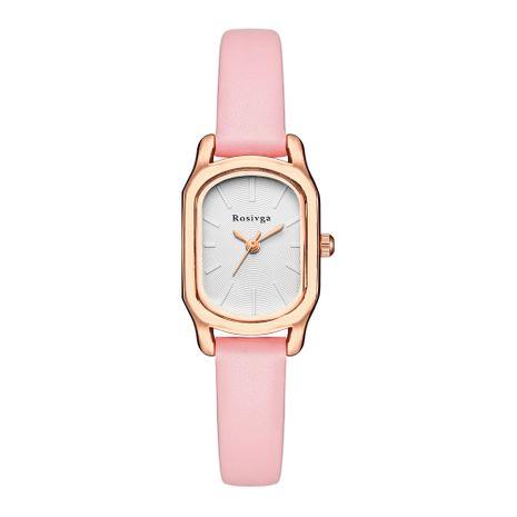 Reloj de cuarzo ovalado de moda coreana NHSS275857's discount tags