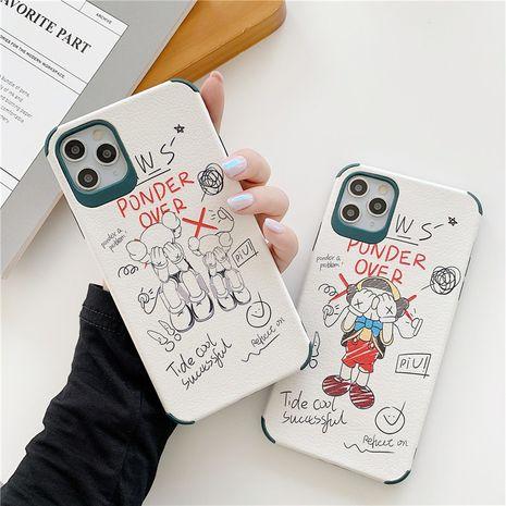 Cartoon Puppe Handyhülle für 11Pro / max Apple X / SE2 / XR 7plus NHFI275960's discount tags