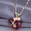 Korean fashion jade necklace NHSC277784