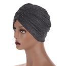 chapeau indien pliss en soie NHHV276069
