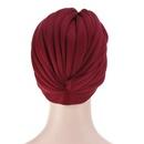 fashion Indian solid color space cotton cap NHHV276072