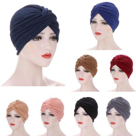 chapeau torsadé double épaisseur NHHV276074's discount tags