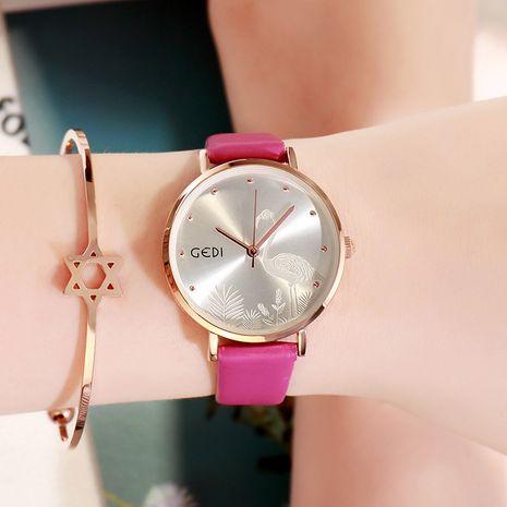 reloj de moda con patrón de flamenco NHSR276081's discount tags