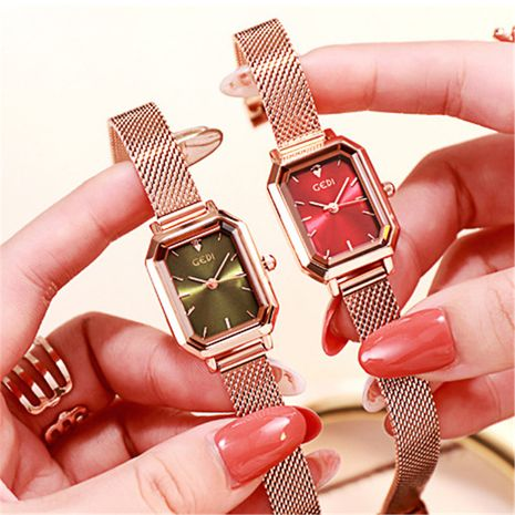 Fashionable Simple All-match Quartz Watch  NHSR276082's discount tags