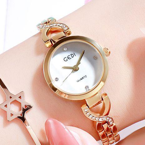 Reloj de pulsera de cuarzo de moda coreana NHSR276088's discount tags